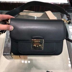 michael kors sloan editor shoulder/crossbody bag